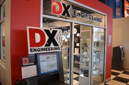 DX Engineering Showroom Ohio